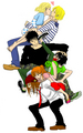 Get off me - powerpuff-girls-and-rowdyruff-boys photo