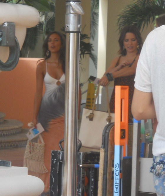 Girls Filming in Puerto Rico