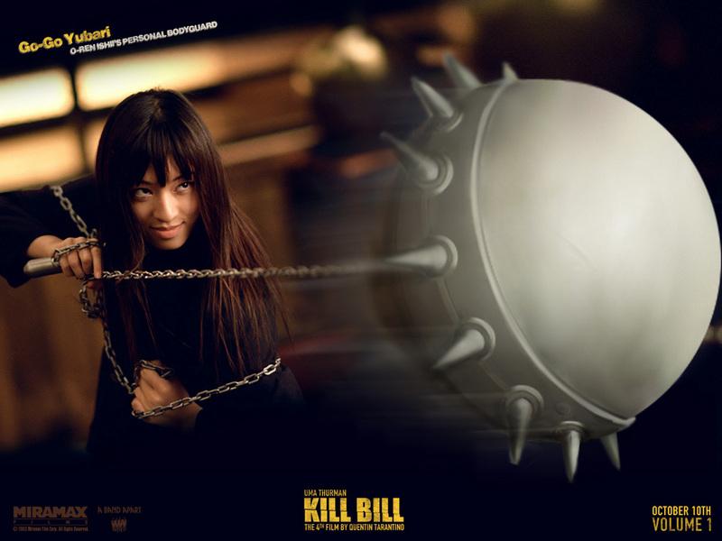kill bill wallpapers. Gogo Yubari - Kill Bill