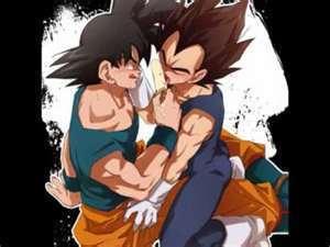 Goku X Vegeta!
