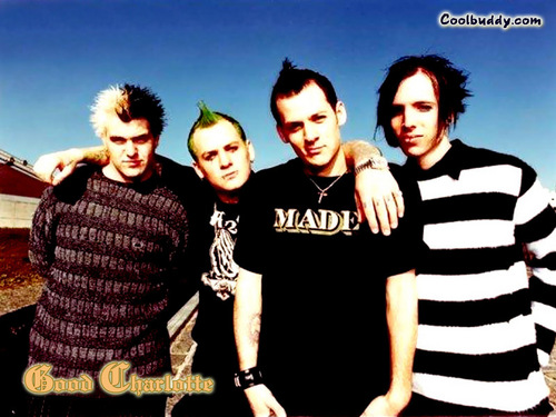 Good charlotte fond d'écran possibly with a leisure wear called Good charlotte fond d'écran