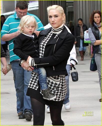 Gwen Stefani: Kingston Rocks bulu Vest