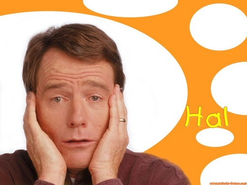 Malcolm In the Middle wallpaper probably with a portrait titled Hal
