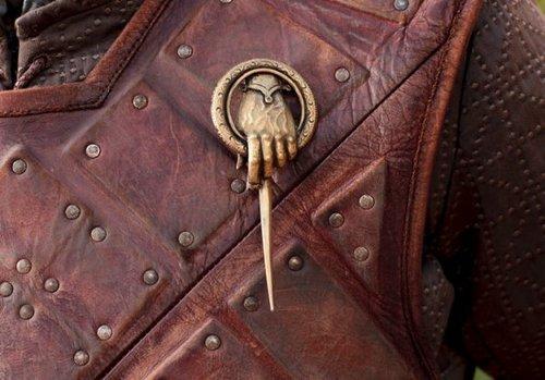Hand's Pin