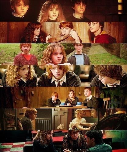 Hermione người hâm mộ Art
