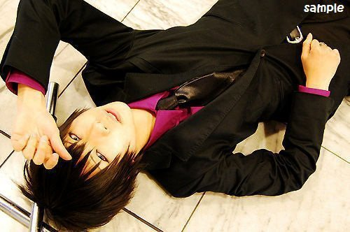 Hibari Kyoya wallpaper called Hibari Kyoya cosplay