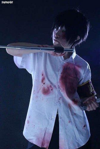 Hibari Kyoya cosplay