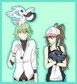 Hilda and N