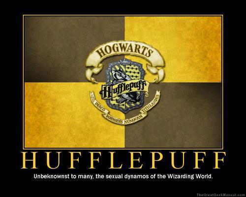 Hufflepuff FTW