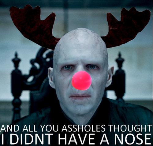I DO HAVE NOSE