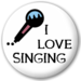 I Love Singing - singing icon