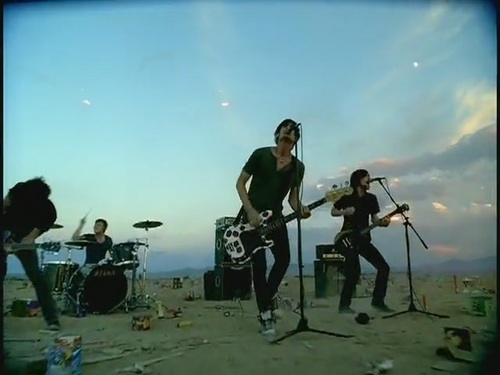 The All-American Rejects wallpaper titled It Ends Tonight [Official Video]