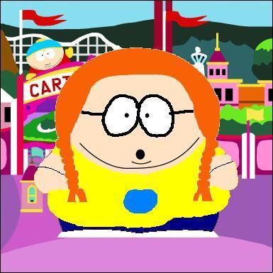 Izzie Gone South Park