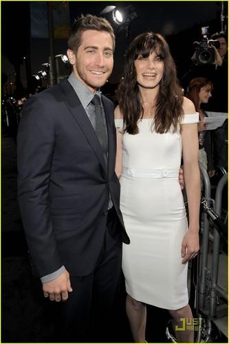 Jake Gyllenhaal & Michelle Monaghan: 'Source Code' Premiere