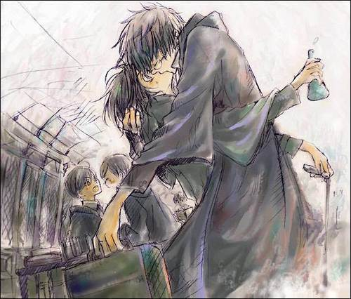 James x Severus ~<3