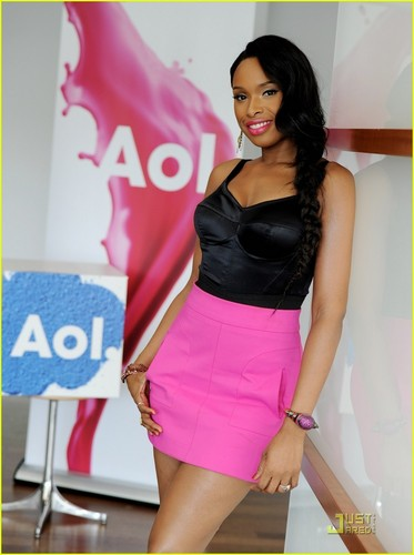 Jennifer Hudson: Studio Sessions for AOL