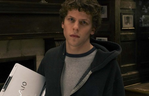 Jesse Eisenberg-The Social Network