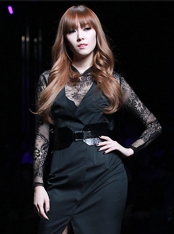 Jessica For Lee Juyoung's fashion onyesha