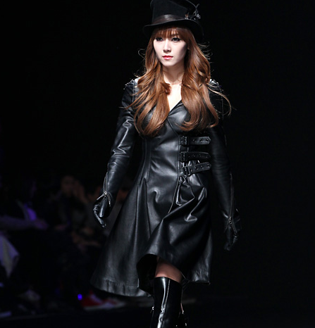 Jessica For Lee Juyoung's fashion show