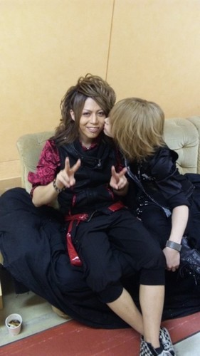 Jin (Screw)&Kei(Sadie)