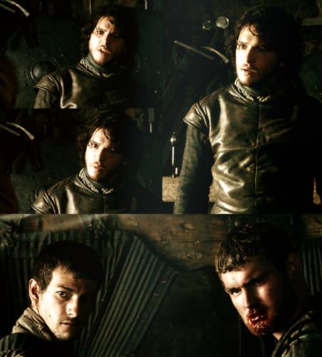 Jon, Pyp & Grenn