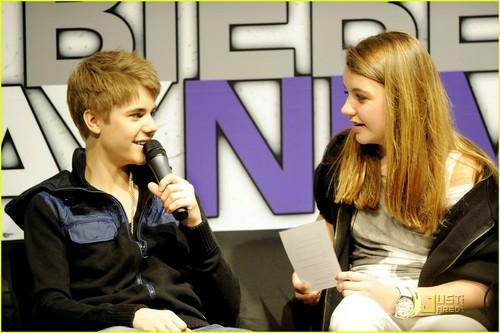 Justin Bieber: Ahoy, Holland!