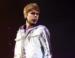 Justin Bieber in the O2