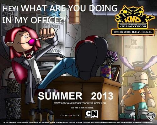 KND Operation REVENGE Poster
