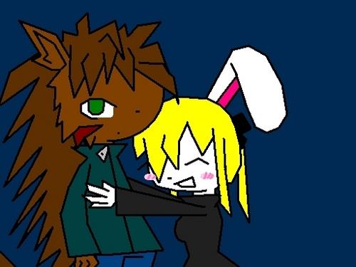 Kami and Yui