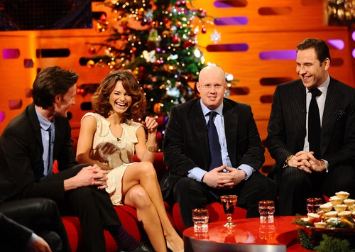 Kara-Graham Norton mostra