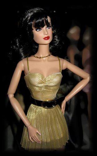 Katy Perry barbie muñecas