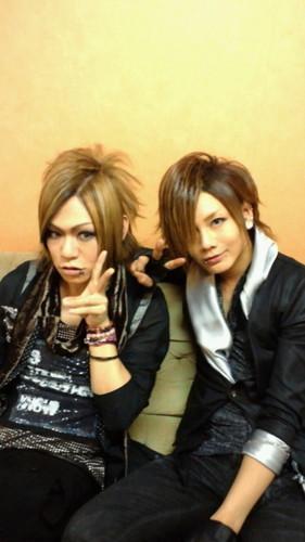 Kazuki(Screw)&Mizuki(Sadie)