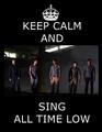 Keep Calm & Sing