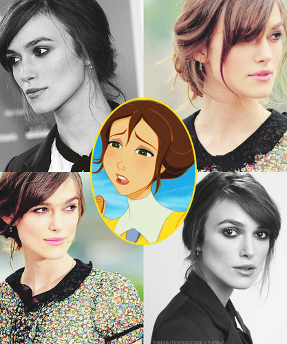 Keira disney princess dream cast