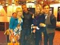 Kirsten, Shemar, Rachel Nichols & Matthew
