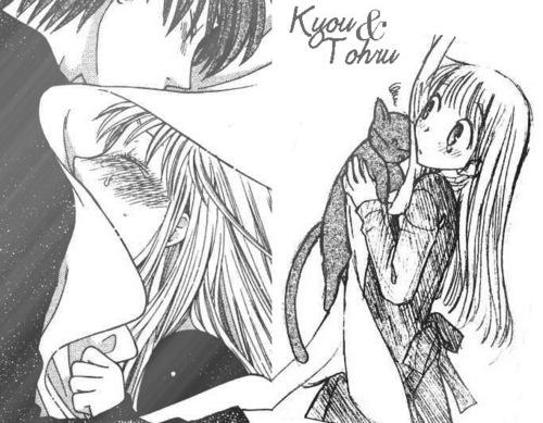 Kyou&Tohru blend
