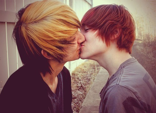 LGBT couples(: