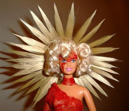 Lady Gaga búp bê barbie búp bê