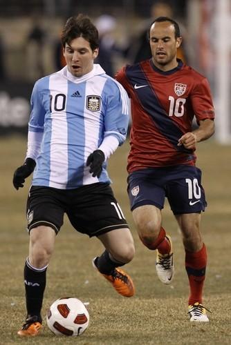 Lionel Messi (U.S - Argentina)