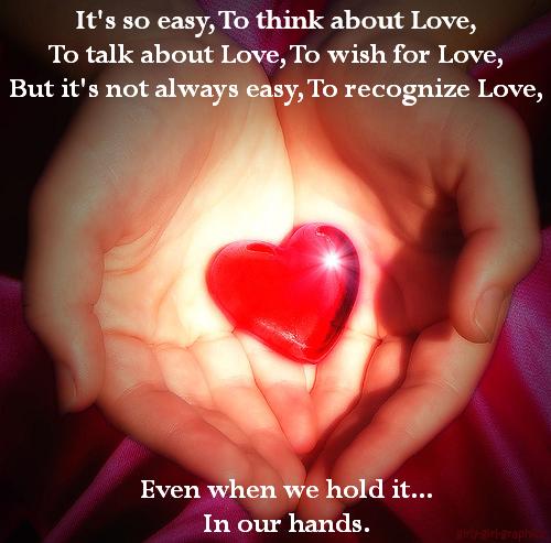 爱情 and Life