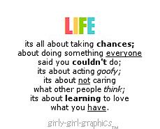 Cinta and Life