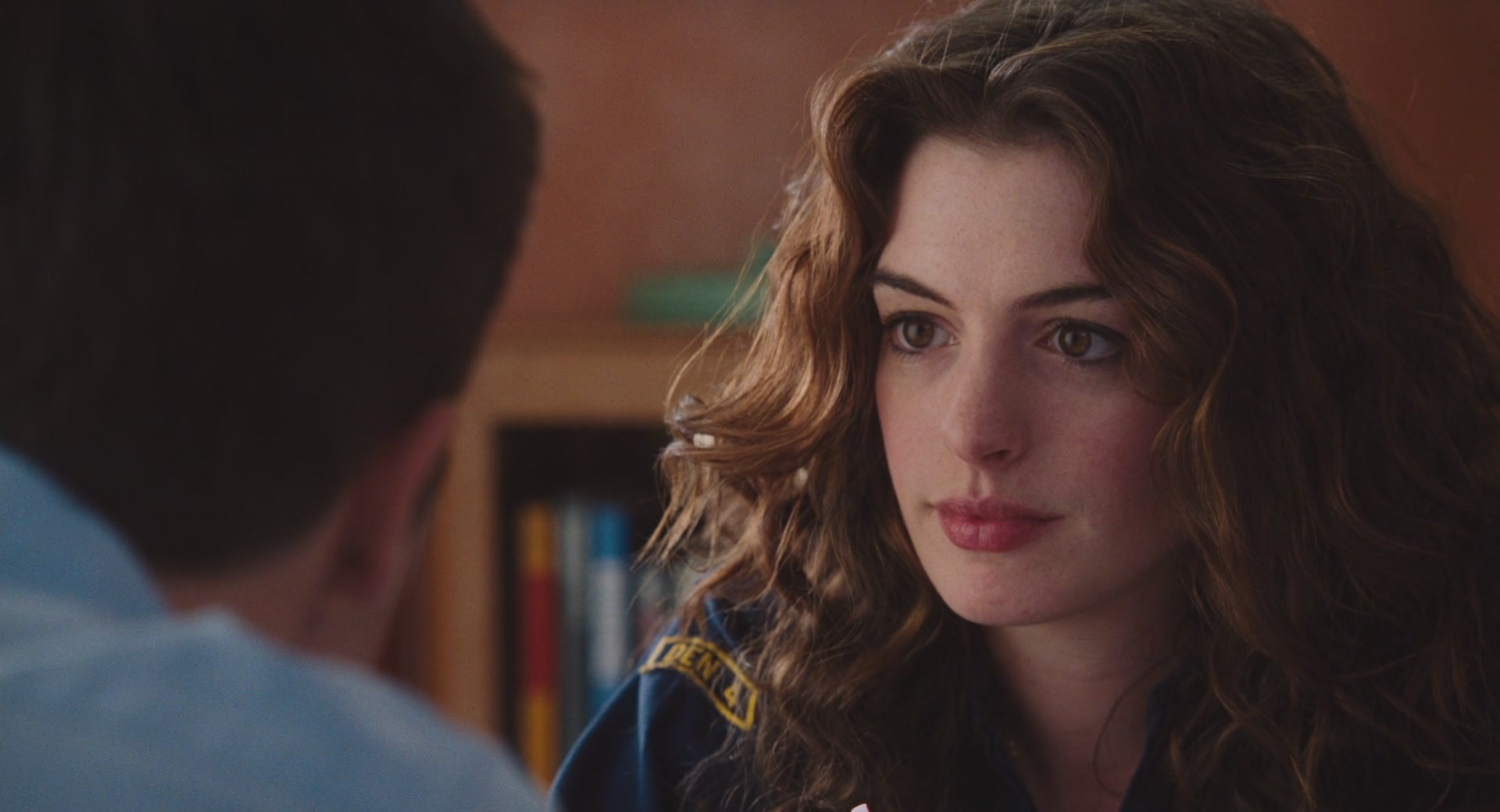 image Anne hathaway love amp other slomo close up mix