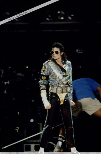 MJ DANGEROUS ERA