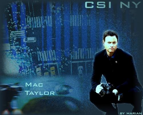 Mac Taylor // Les Experts NY
