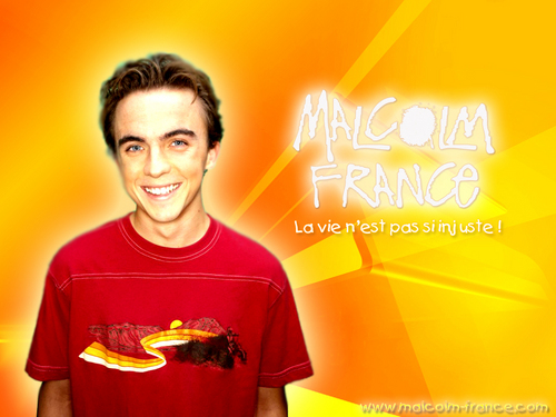 Malcolm In the Middle wallpaper containing a jersey titled Malcolm