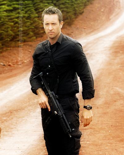 Man w A Gun