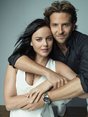 Bradley Cooper 壁纸 probably containing a portrait and skin entitled Marie Claire with Abbie Cornish