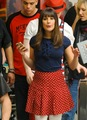 Mark &amp; Lea shooting a scene - rachel-and-puck photo