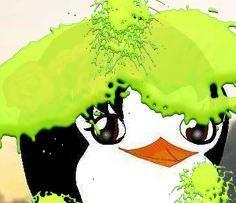 Mexicanpenguin gets SLIMED