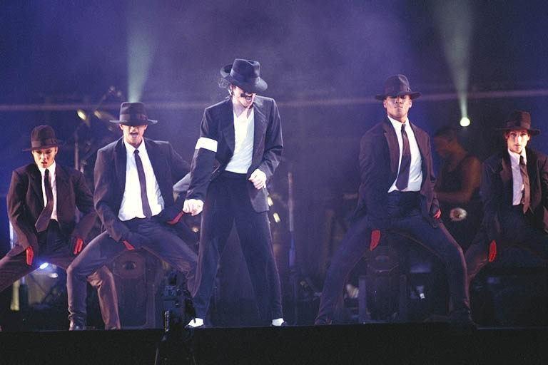 Michael Jackson Dangerous Era PICS